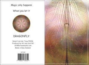 Art & Soul NZ Gift Card Dragonfly 65 x 95 - 01-08-16