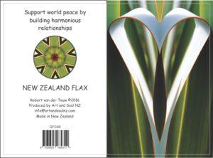 Art & Soul NZ Gift Card Heart - 01-08-16