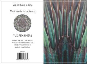 Art & Soul NZ Gift Card Tui - 01-08-16